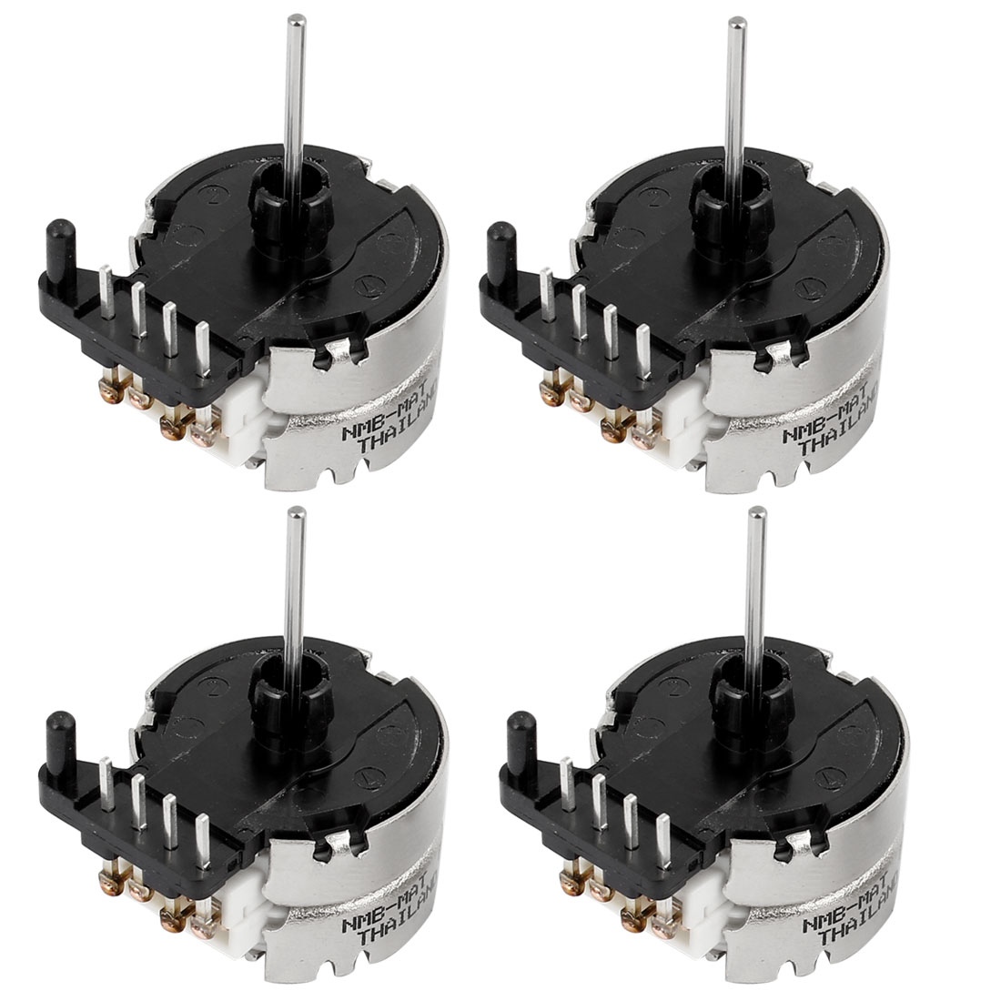 4 Pcs Cluster Tachometer Odometer Gauge Instrument Stepper Motors PM20T-036