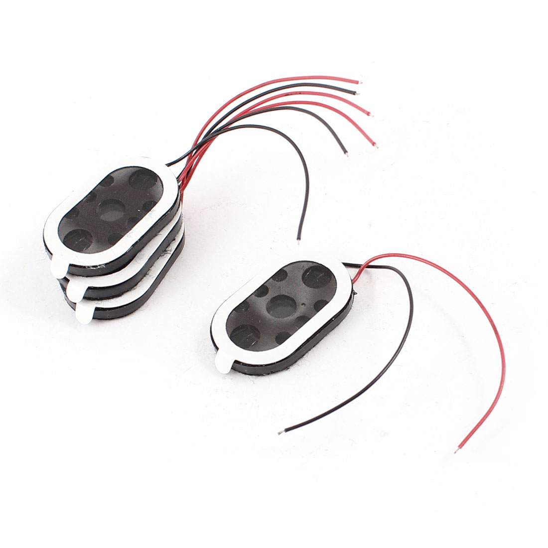 4 Pcs 1W 8 Ohm 15x24mm Magnet Speaker Loudspeaker Horn for Vido N70 N12 Tablet