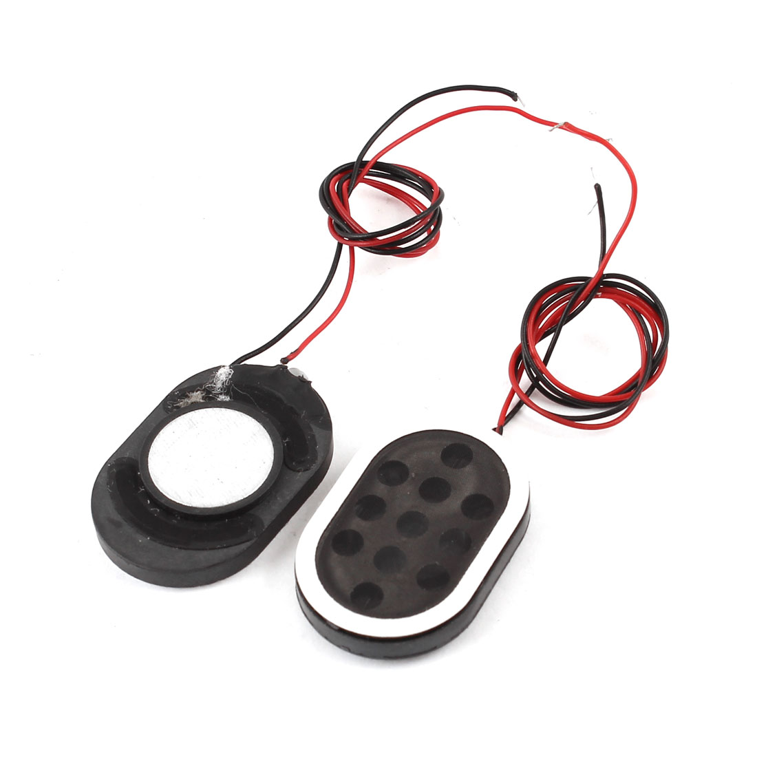 2 Pcs 1.5W 8 Ohm 20x30mm Magnet Amplifier Speaker Loudspeaker Horn for Vido N90 Tablet