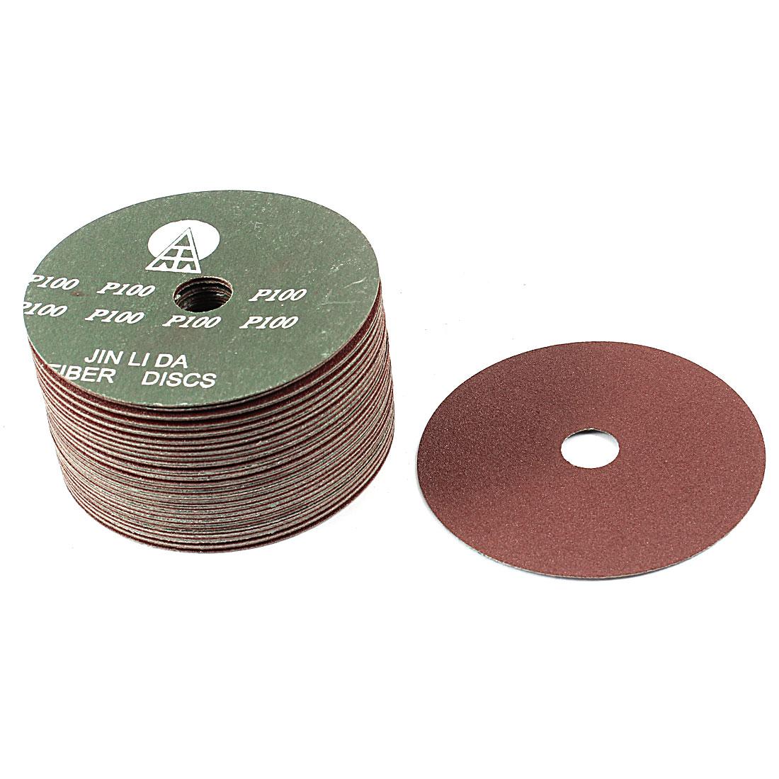 P100 Slice Grinding Disc Cutting Wheel Tool 100mm x 16mm x 0.9mm 50pcs