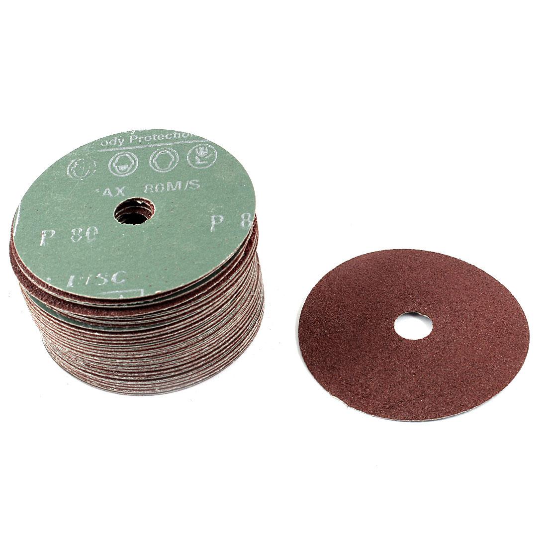 P80 Slice Grinding Disc Cutting Wheel Tool 100mm x 16mm x 1mm 50pcs