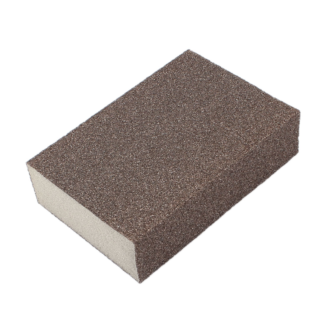 Rectangular Rough Grinding Sanding Sponge Pad Block100mm x 70mm x 25mm