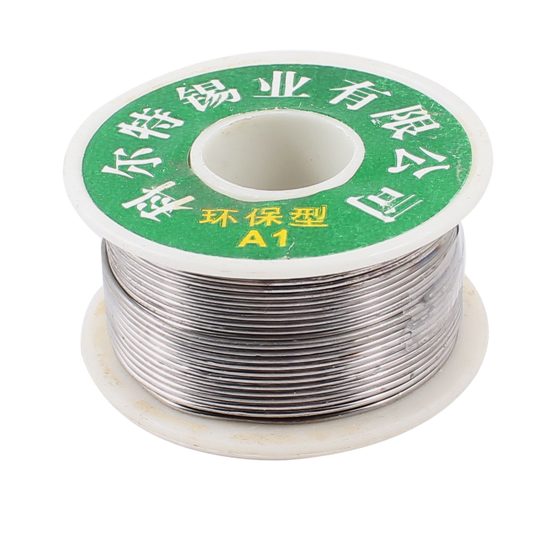 1mm 100g 63/37 Tin Lead Alloy Rosin Core Solder Wire Spool 55mm Dia Reel