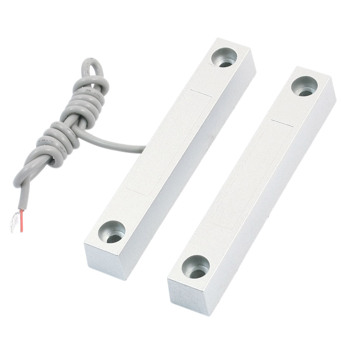NO Normally Open Rolling Gate Magnet Door Magnetic Contact Reed Switch