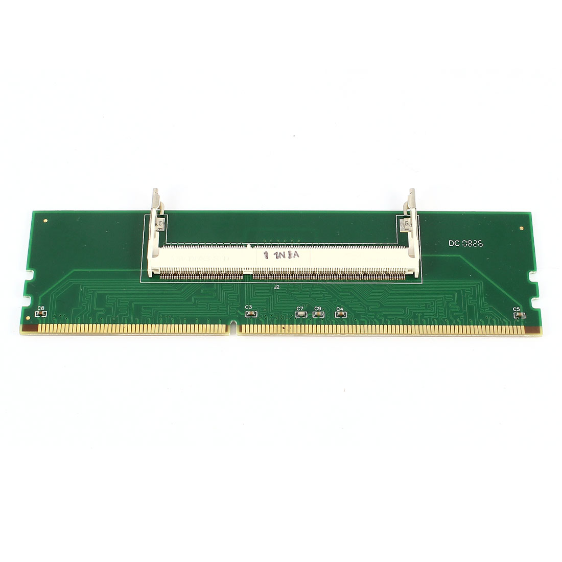 Laptop Notebook DDR3 SO-DIMM 200pin to Desktop PC LO-DIMM 240Pin RAM Adapter Card