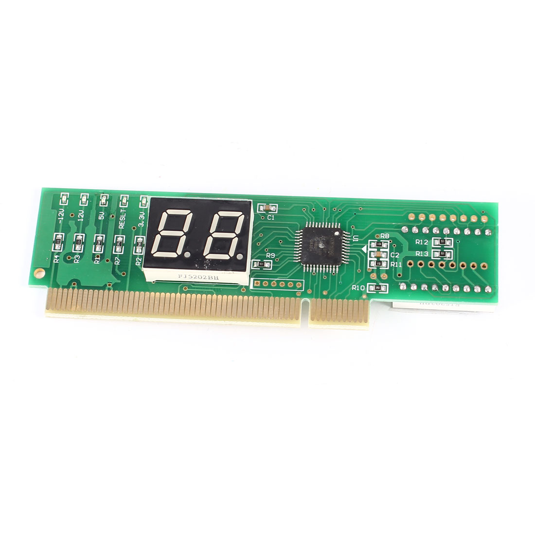 PC Computer Motherboard PCI 2 Digits Diagnostic Test Debug Analyzer POST Card
