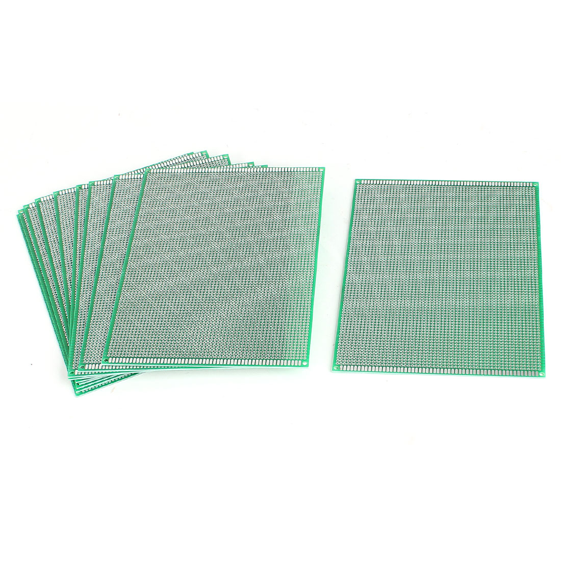 10 Pcs DIY Single Side Tinned Prototyping PCB Printed Circuit Universal Board 20cmx15cm