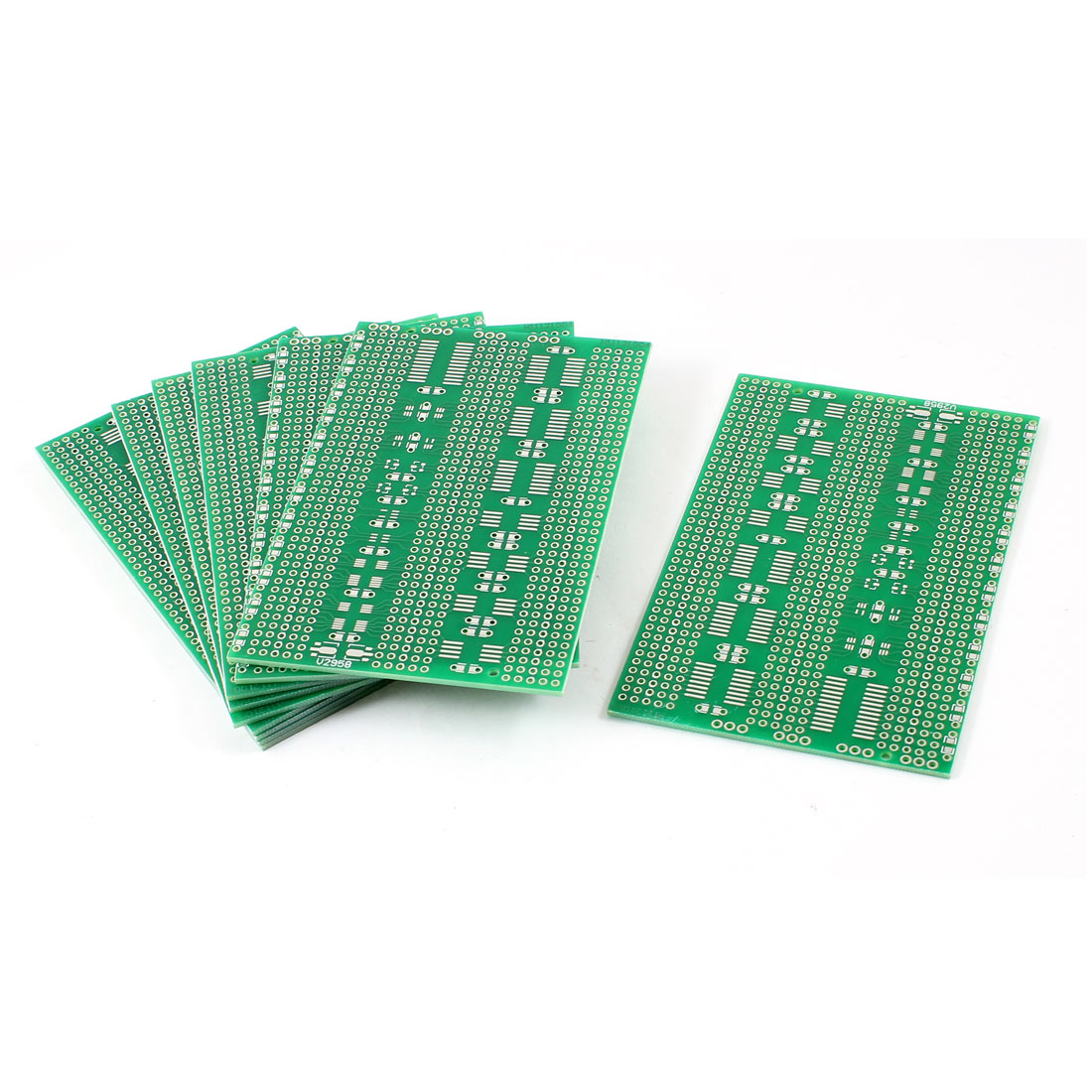 10 Pcs Universal Single Sided SMD PCB Printed Circuit Board 7cmx11cmm