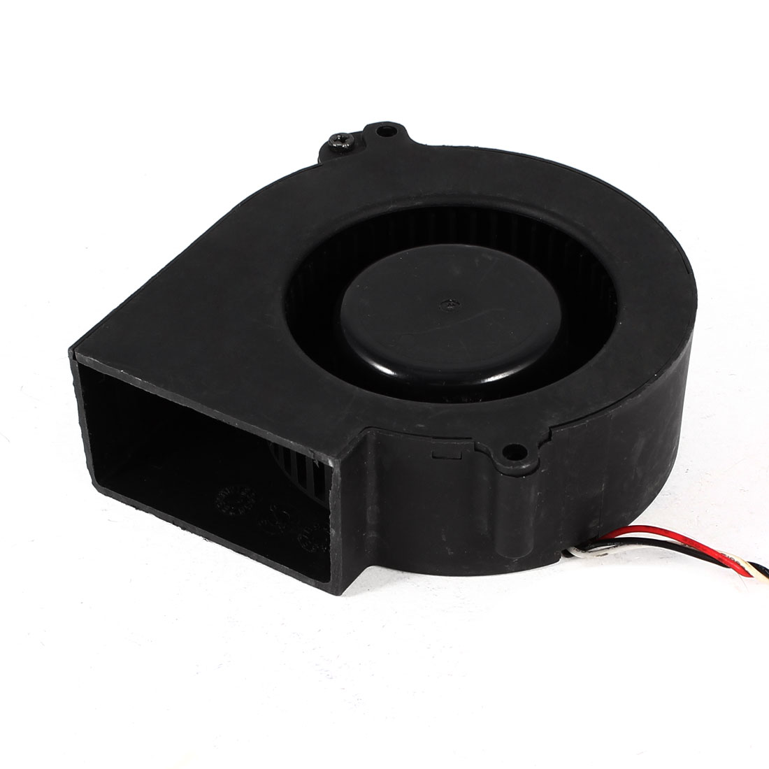 DC Brushless 3 Wires Cooling Blower Fan Cooler 9733 97mmx33mm Black DC 12V 2.6A