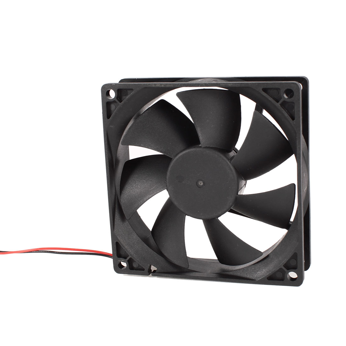 DC 24V 0.15A 90x25mm Plastic Cooling Fan for PC Computer Case CPU Cooler