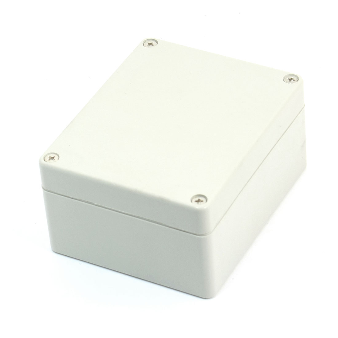 Plastic Surface Mounted Power Protective Case Junction Box 115x90x55mm