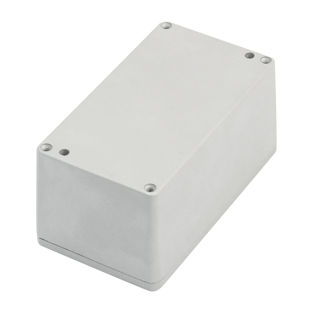 Cast Aluminium Surface Mounted Power Protective Case Junction Box 115x65x56mm