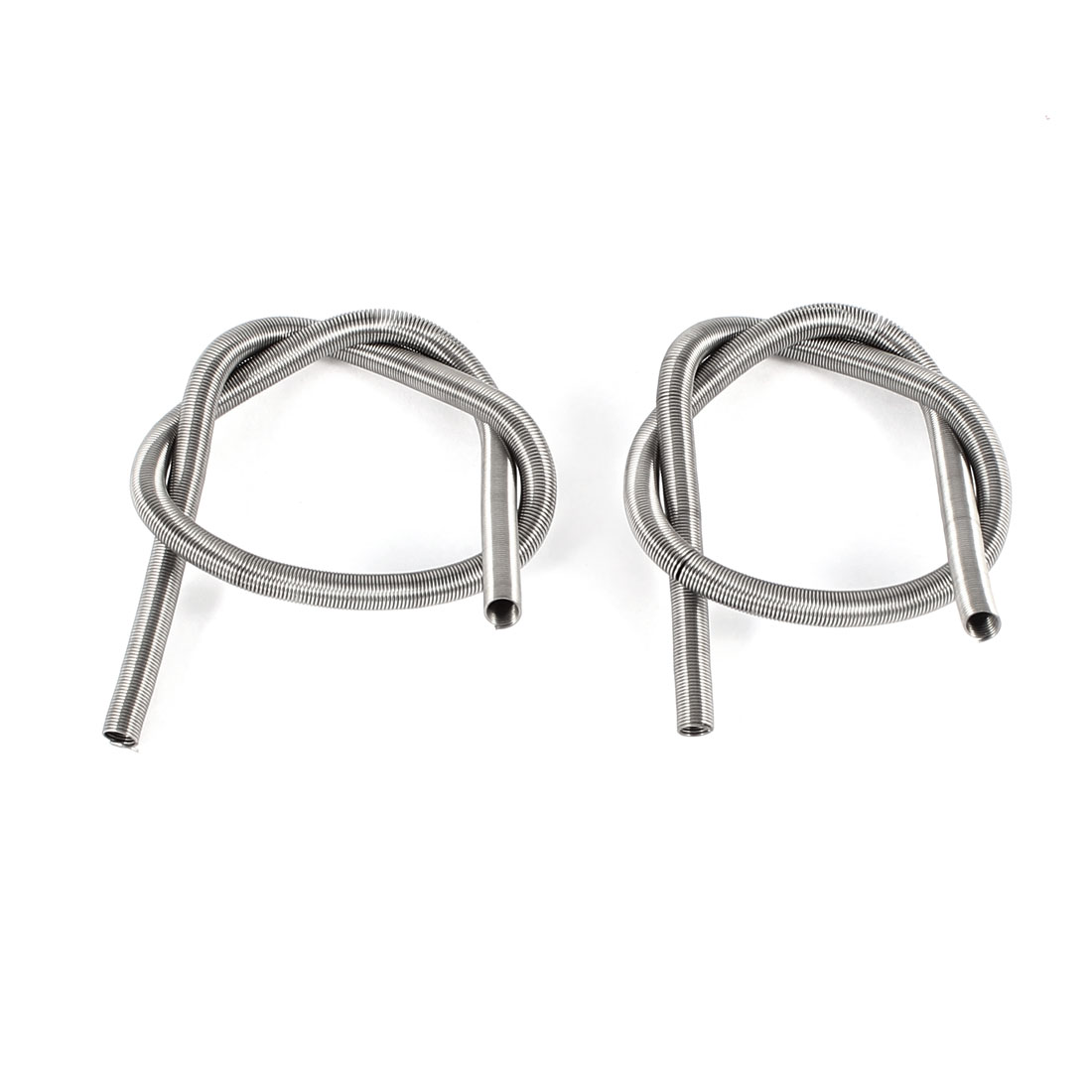 2PCS 220V 700W Watts 27cm x 4.6mm Heating Element Coil Heater Wire Leads for Kiln Furnace