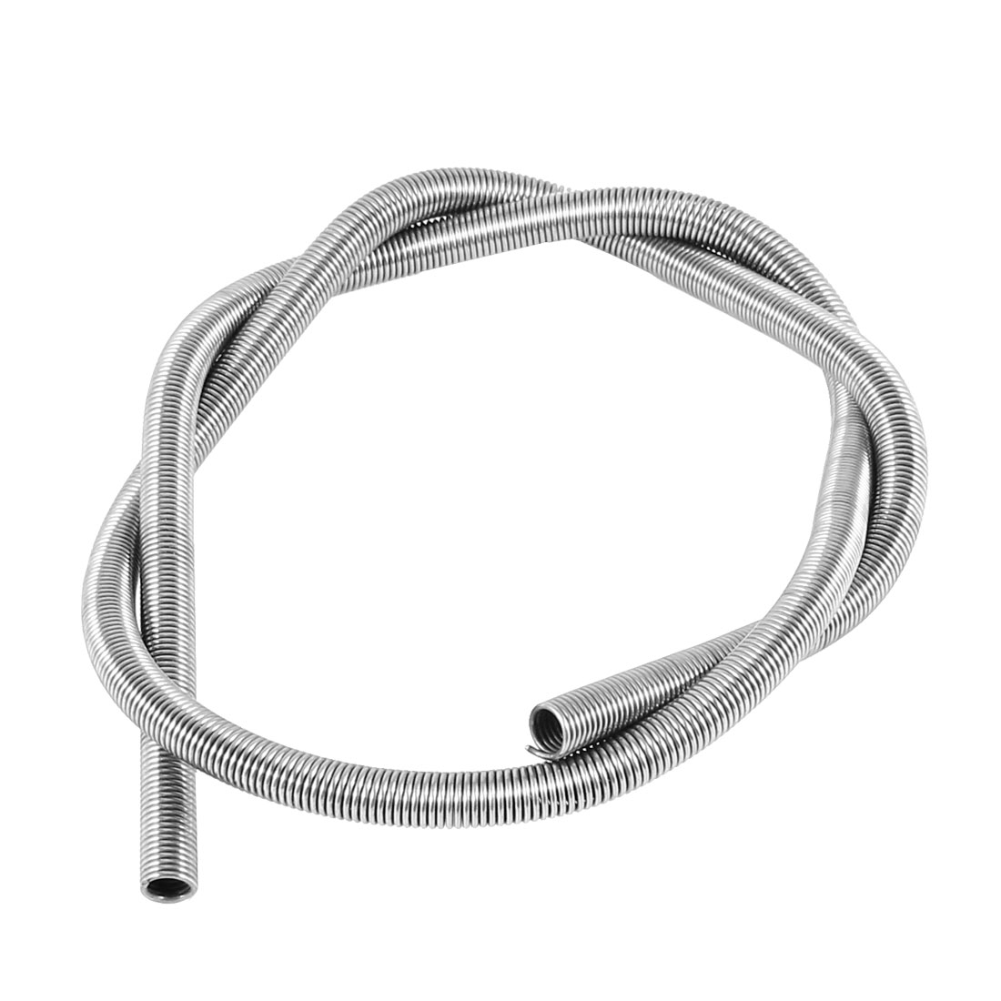 220V 1200W Watts 45cm x 5mm Heater Heating Heater Element Coil Wire Leads for Kiln Furnace