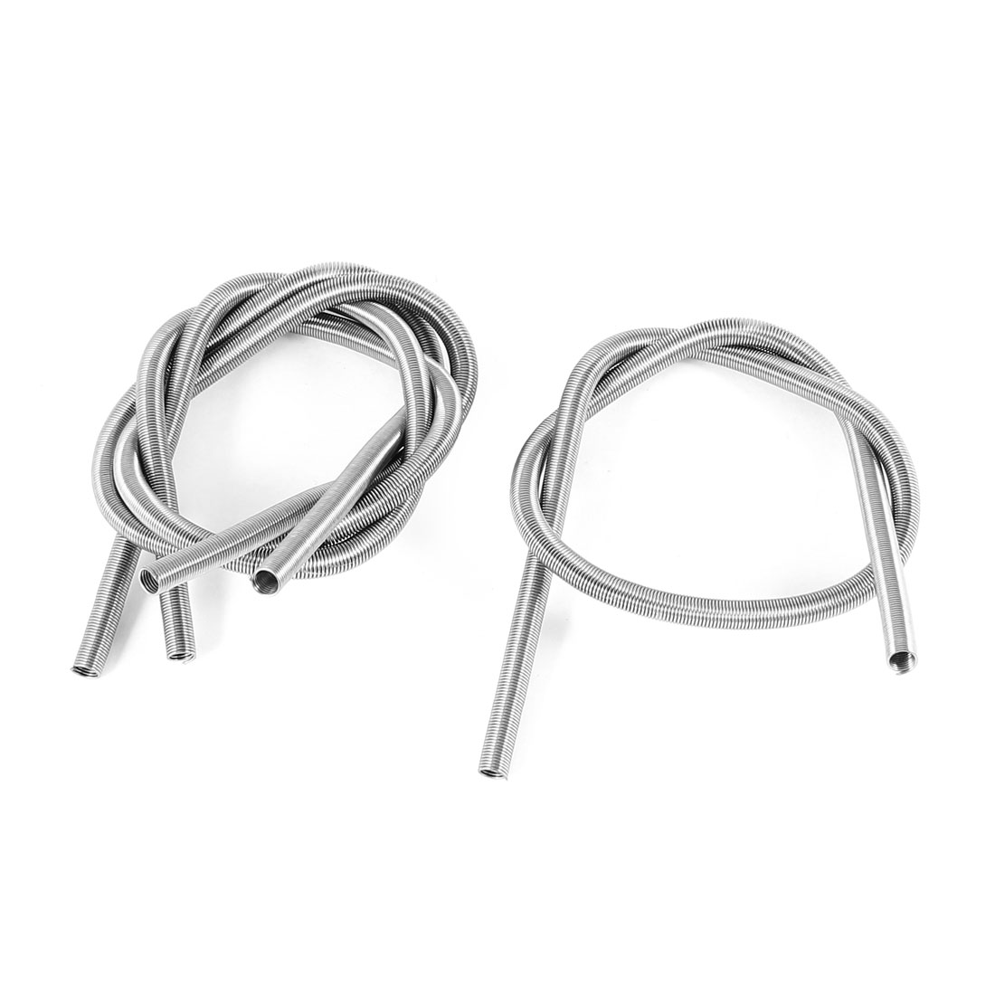 3PCS 220V 800W Watts Power 33mm Long Heating Element Coil Wire Leads for Kiln Furnace Heater