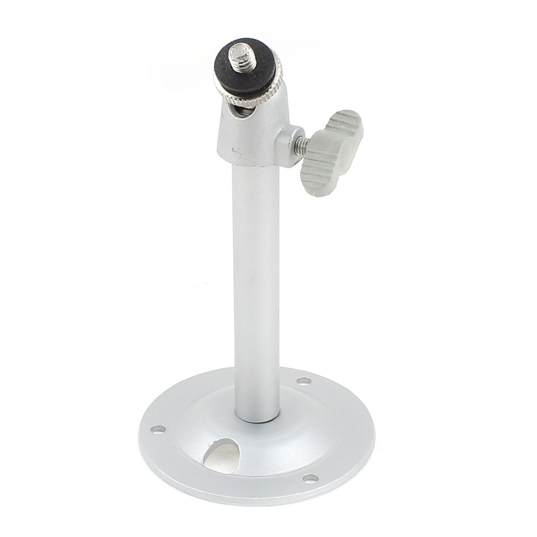 Sliver Tone Metal Security CCTV CCD Camera Wall Ceiling Mount Bracket