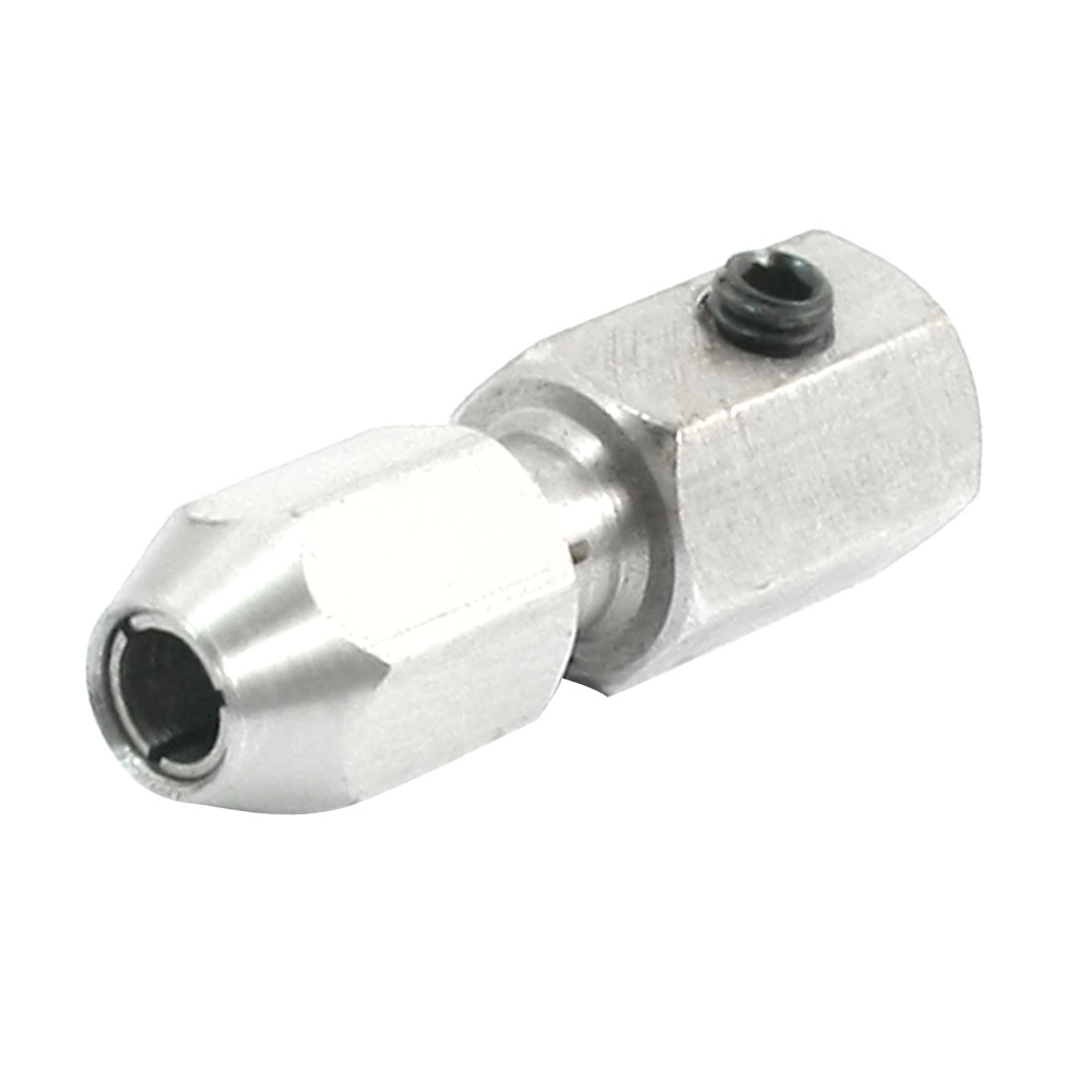 4mm Un-threaded to 4mm Stainless Steel Collet Coupler Shaft for RC Boat Gasoline Engine Clutch