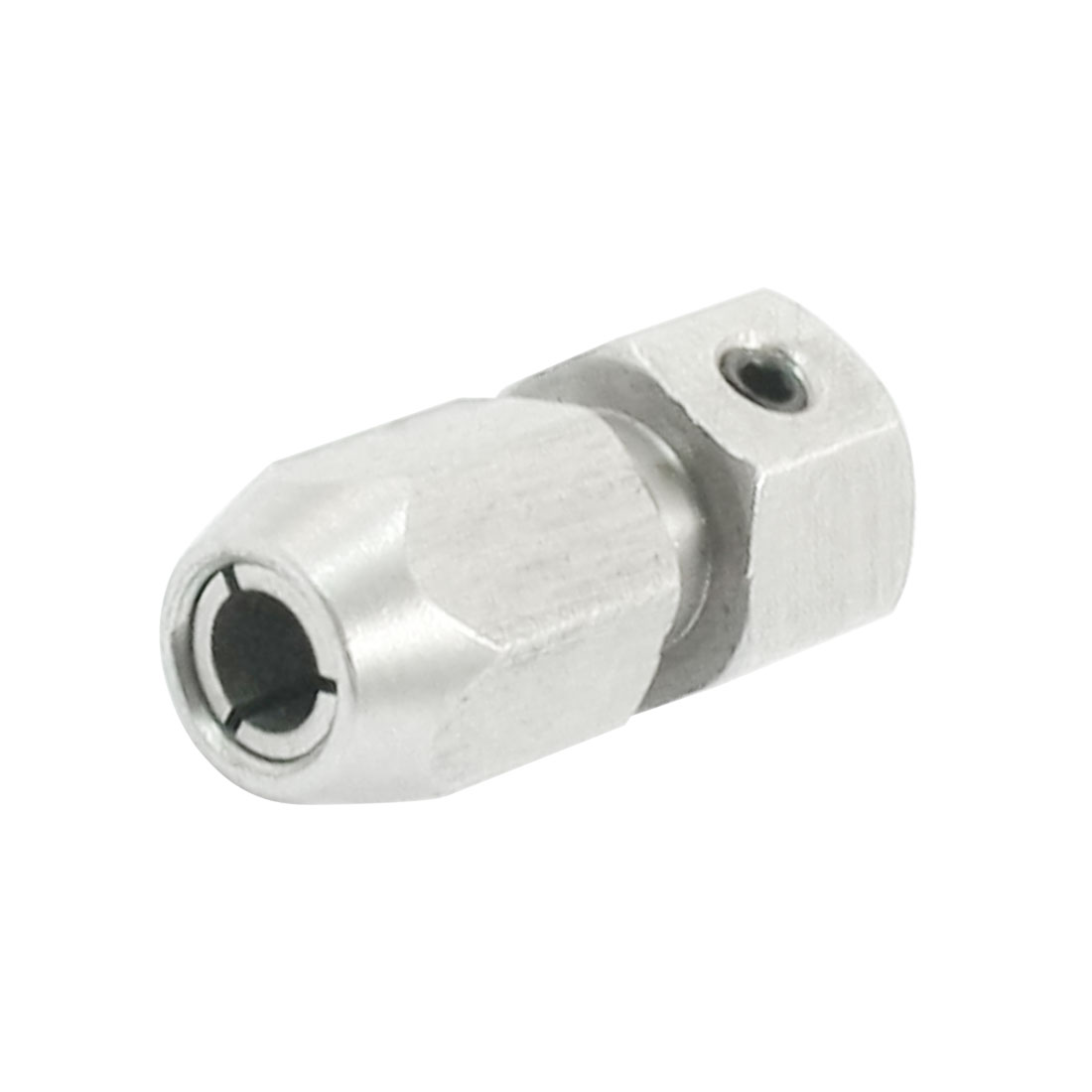 4mm to 4mm Stainless Steel Collet Coupler Shaft for RC Boat Gasoline Engine Clutch