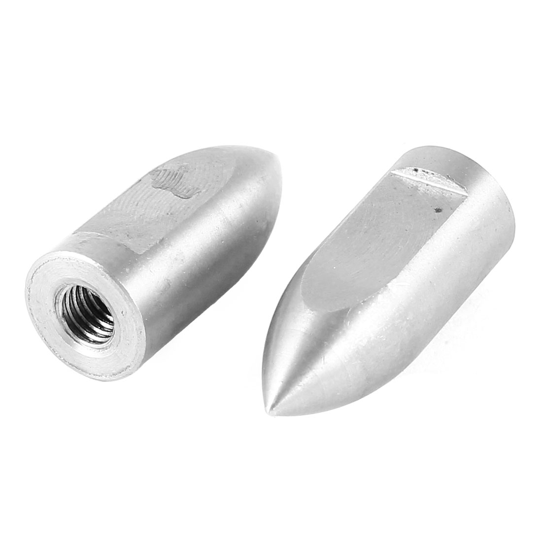 2pcs 10mm x 24mm Stainless Steel Flexshaft Prop Nut for 5mm Shaft Brushless Electric Boats
