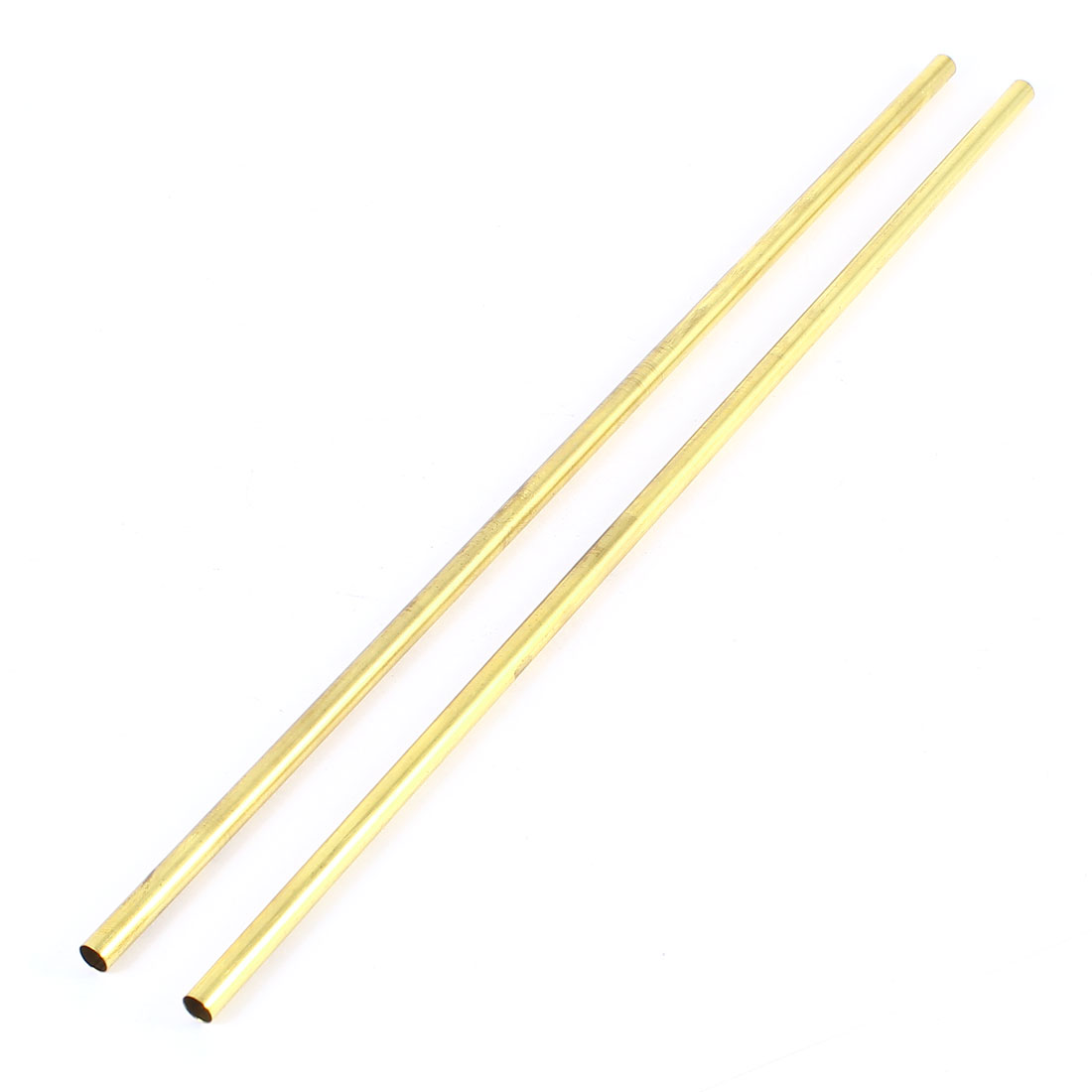 2pcs Repaire Parts Round Brushless Electric RC Model Boat Flex Shaft Copper Outside Tube 5.5mm x 6mm x 300mm