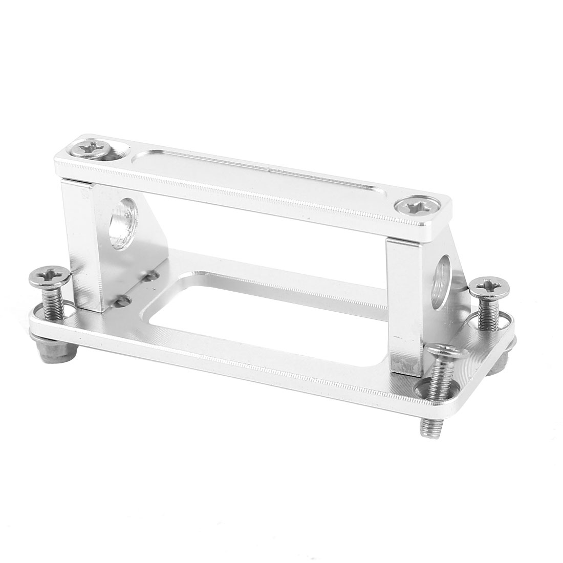 Alloy Aluminum Standard Servo Tray Stand Mount Base for RC Boat Steering Engine