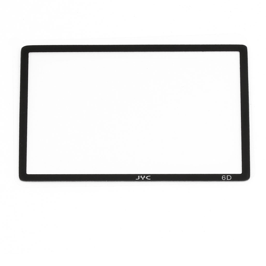 "Digital Camera LCD Screen Optical Glass Protector 2.8"" x 2"" for Canon 6D"
