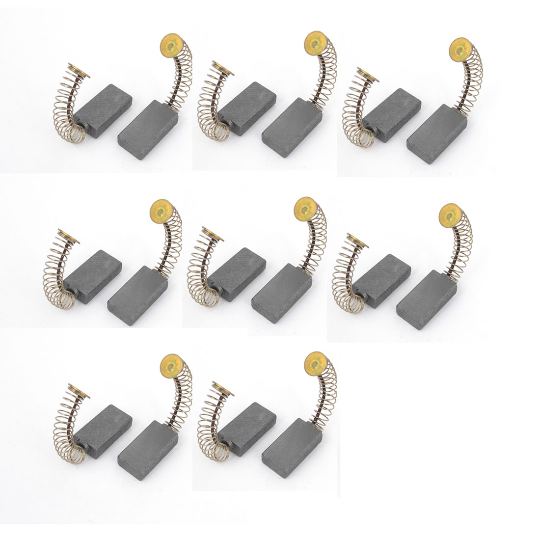 14pcs 18mm x 10mm x 5mm Motor Carbon Brushes for Electric Power Tool