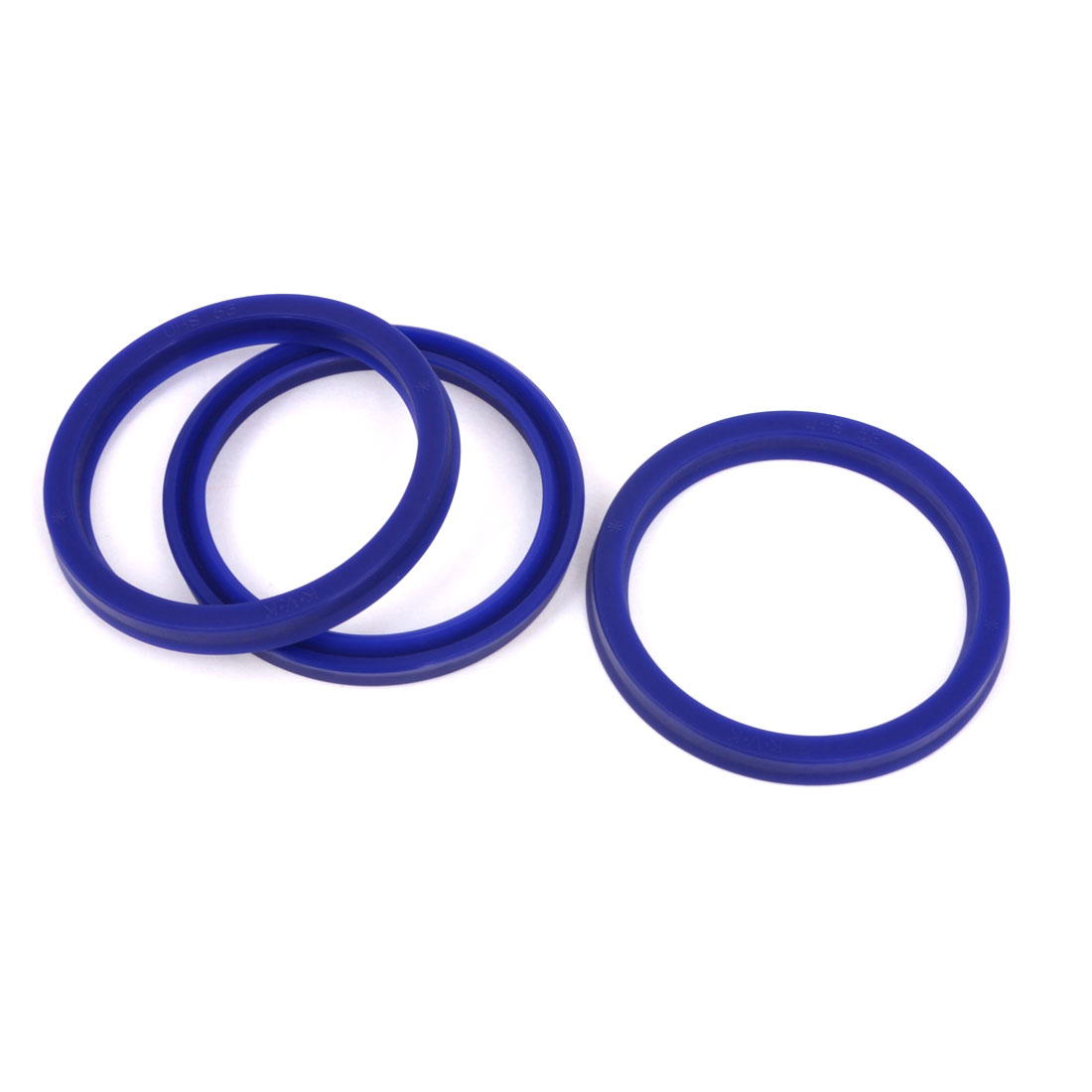 3 Pcs Metric Shaft Seal Double Lip TC Spring Oil Seals for Electric Hammer