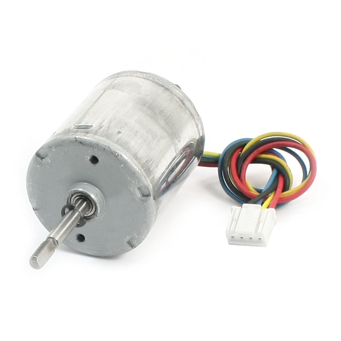 DIY Metal Shell 6V 5000R/MIN Output Dual 3mm Shaft Dia DC Motor