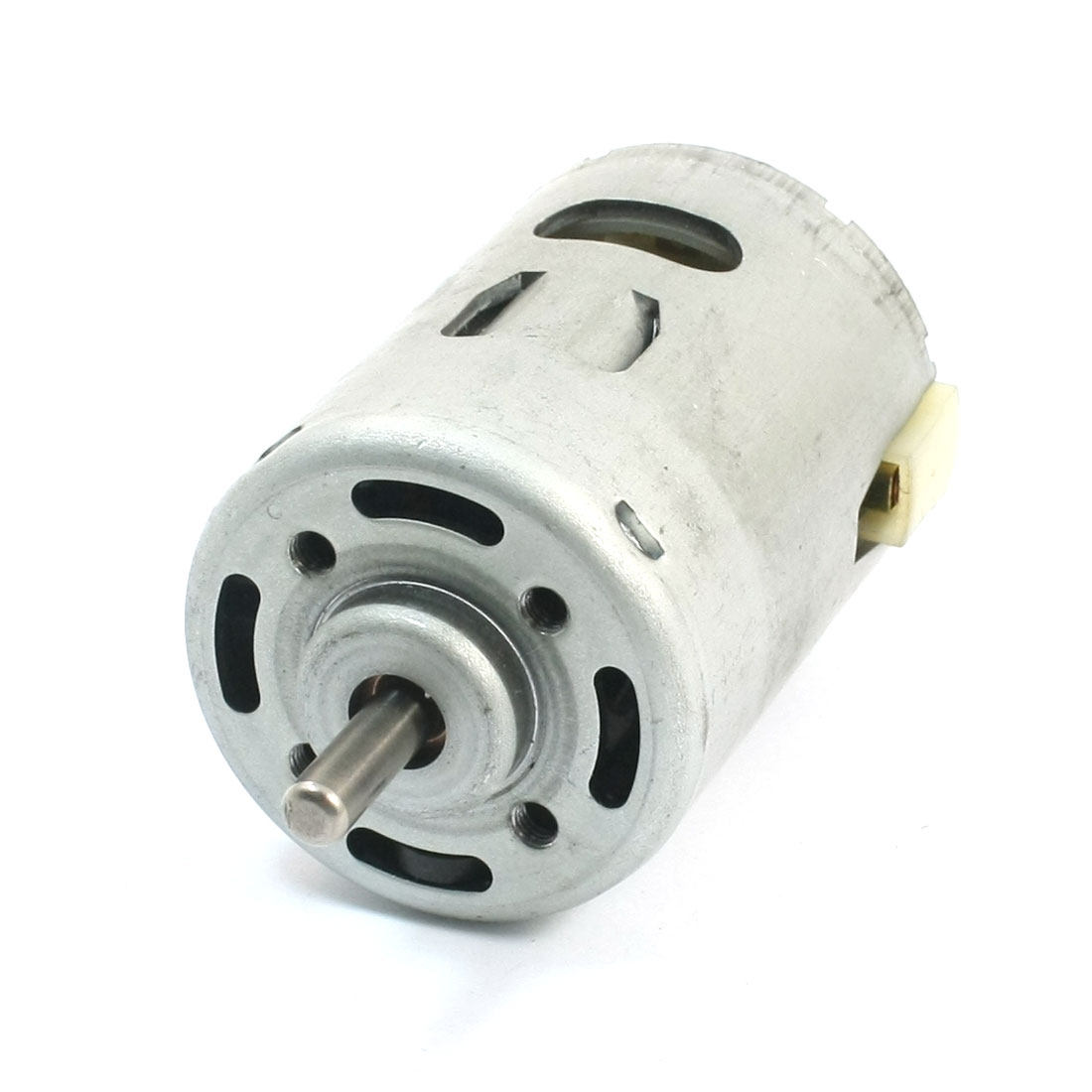 120V 2800RPM Rotated Speed 2 Pin Cylinder Electric DC Micro Motor
