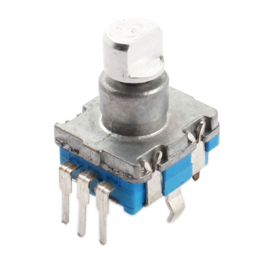 5Pins 20 Detent Points 360 Degree Push Button Rotary Encoder Switch