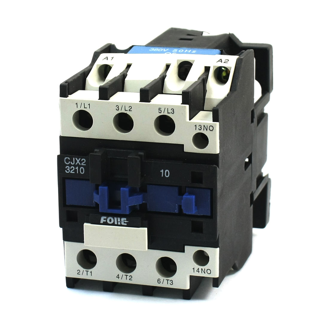CJX2-3210 General Purpose 3 Phase 380V Coil 50A 1NO AC Contactor