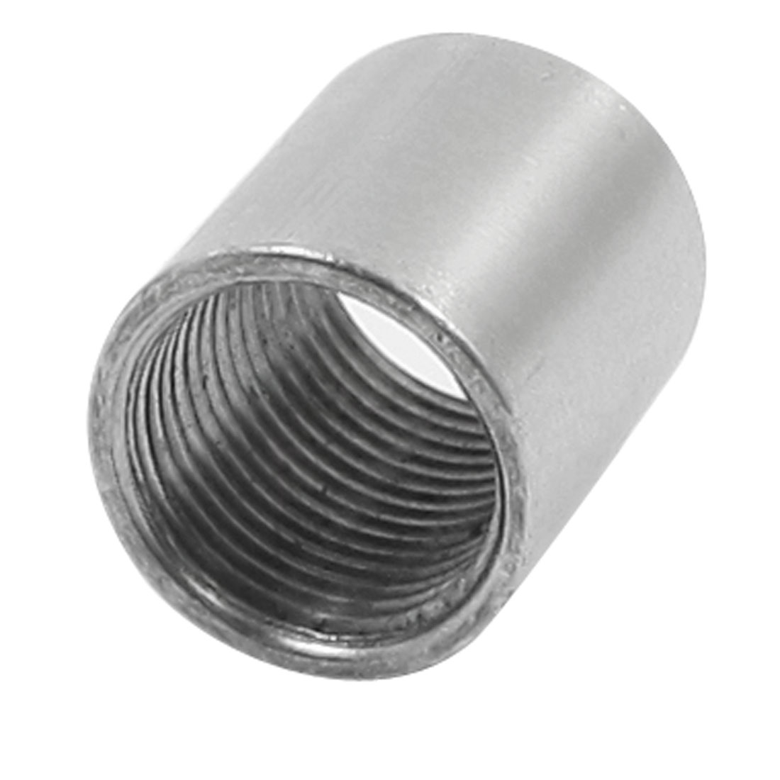 1/2PT F/F Female Thread Round Rod Coupling Straight Adapter Fittings