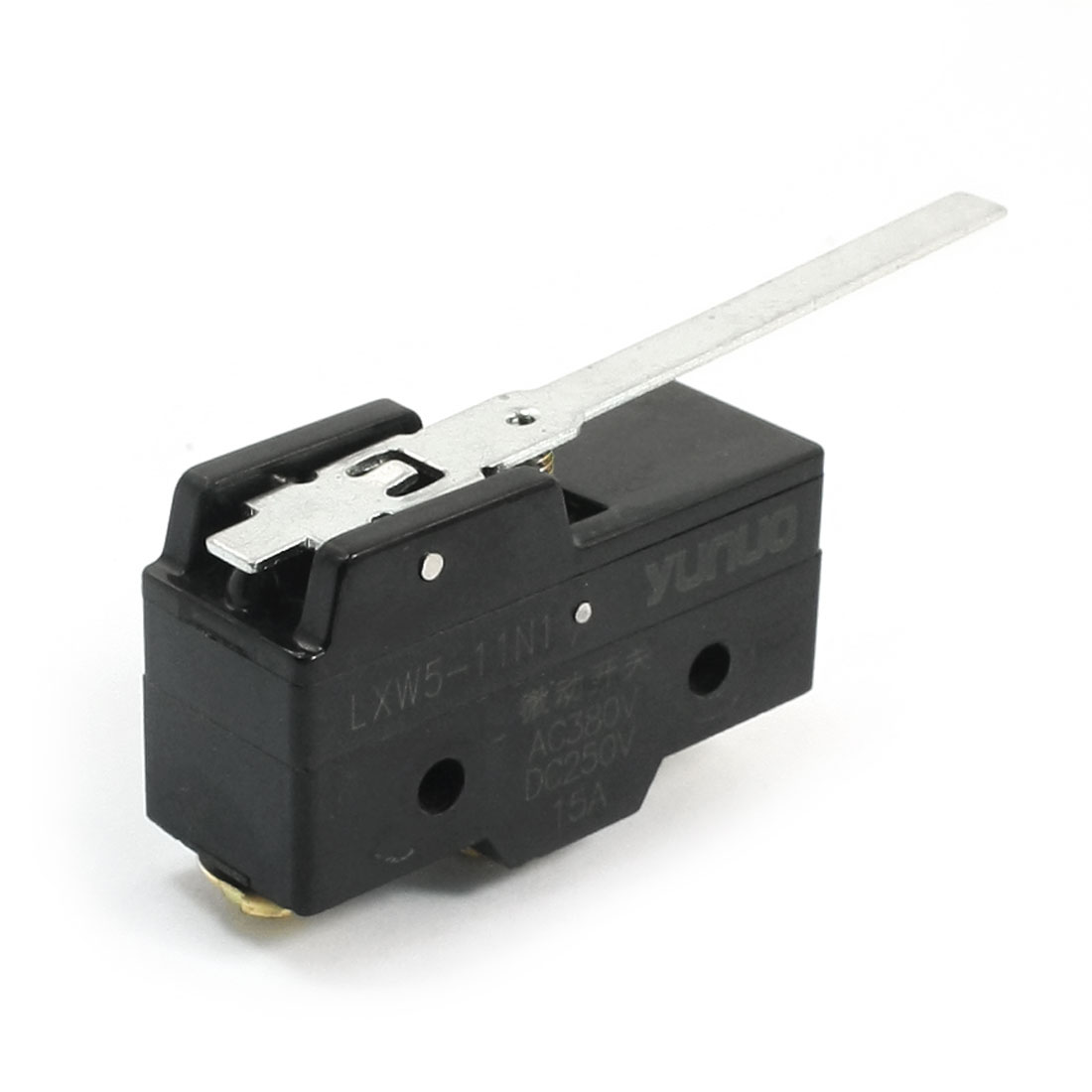 LXW5-11N1 SPDT NO NC Momentary Straight Hinge Lever Limit Switch Microswitch
