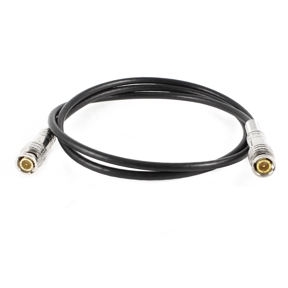BNC Male Plug to Male Plug M/M Straight Connector Coupler RF Adapter Coaxial Cable Cord 1M 3.3Ft