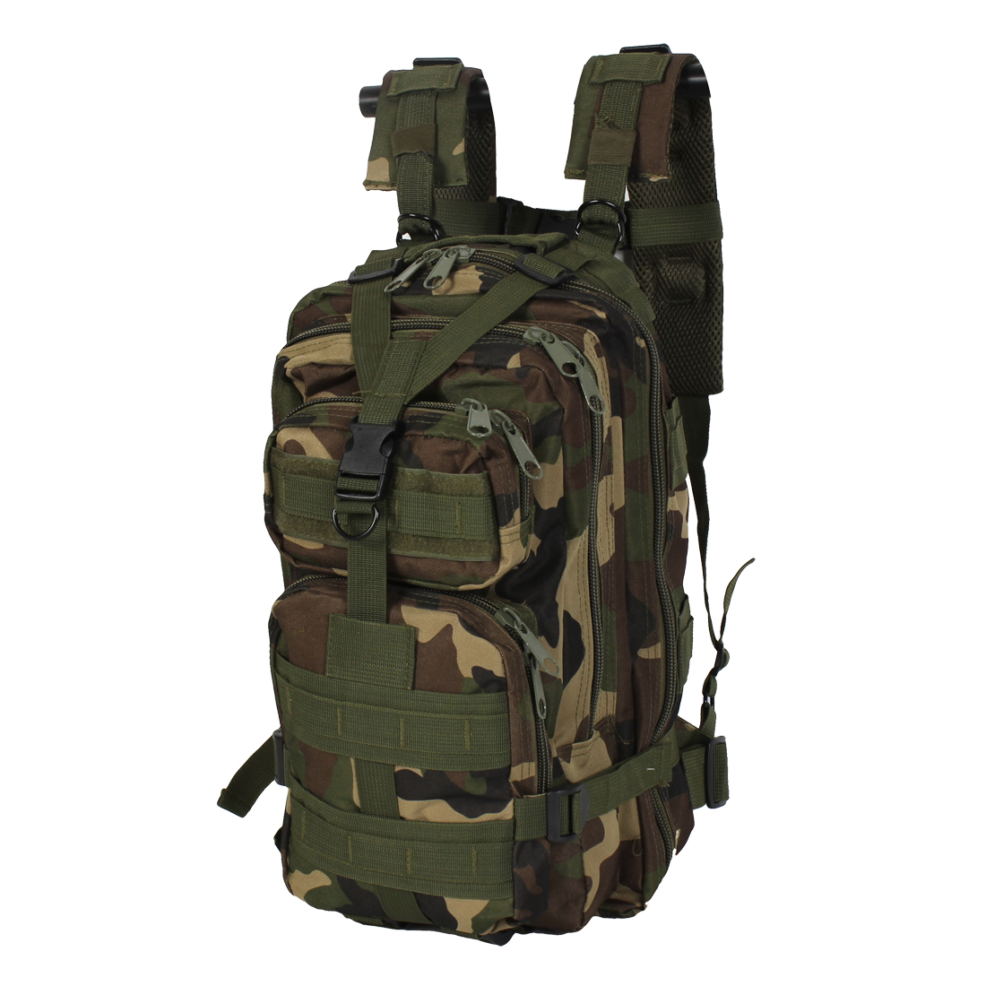 Military Tactical Rucksack Oxford Cloth Waterproof Outdoor Hiking Backpack
