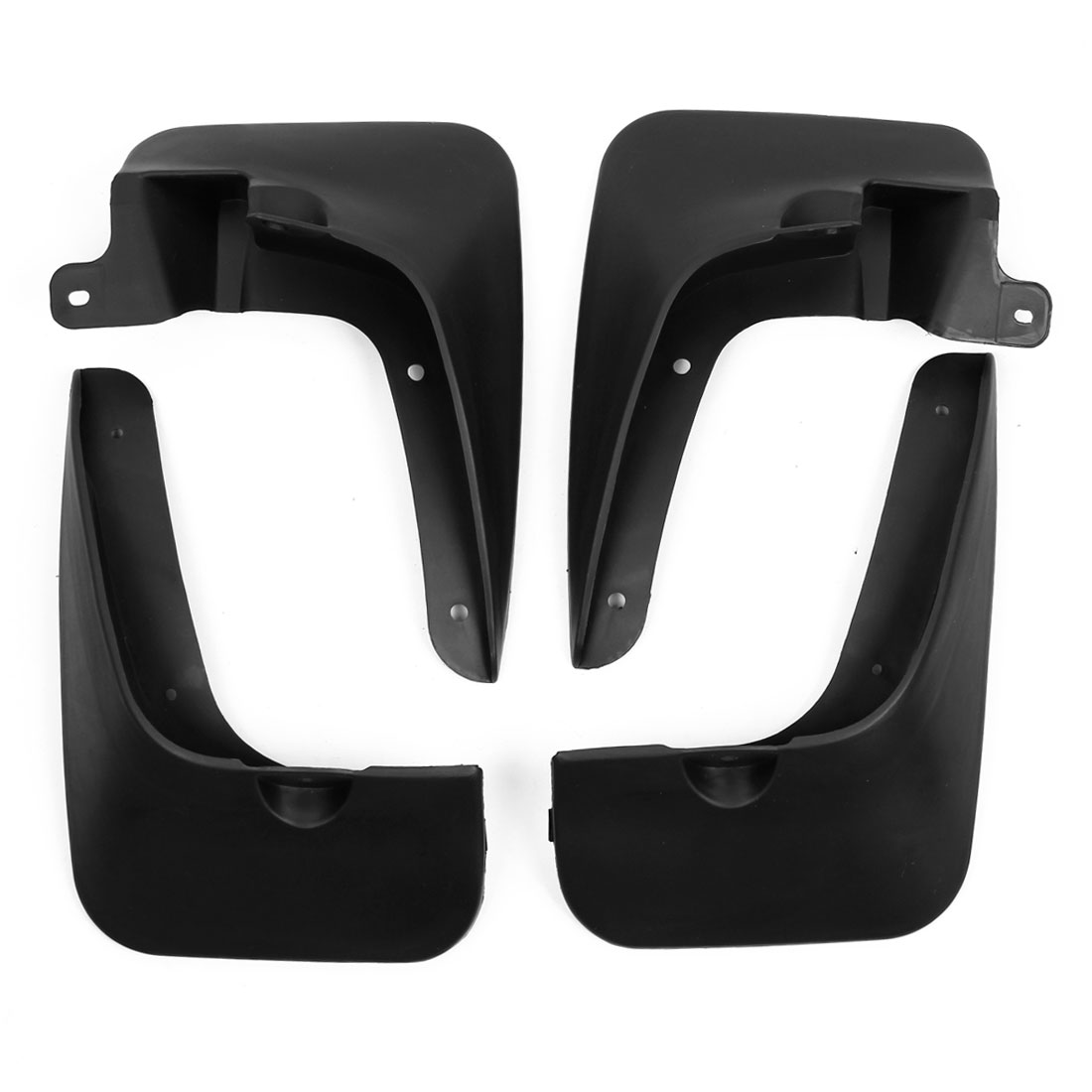 Car Shield Splash Guards Mud Flap Front Rear Set Assembly 4 in 1 for Toyota Rio