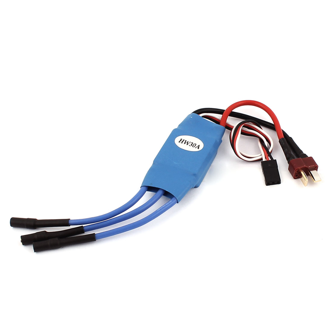 RC Airplane 25A BEC 2A Brushless ESC Speed Controller Lipo Battery