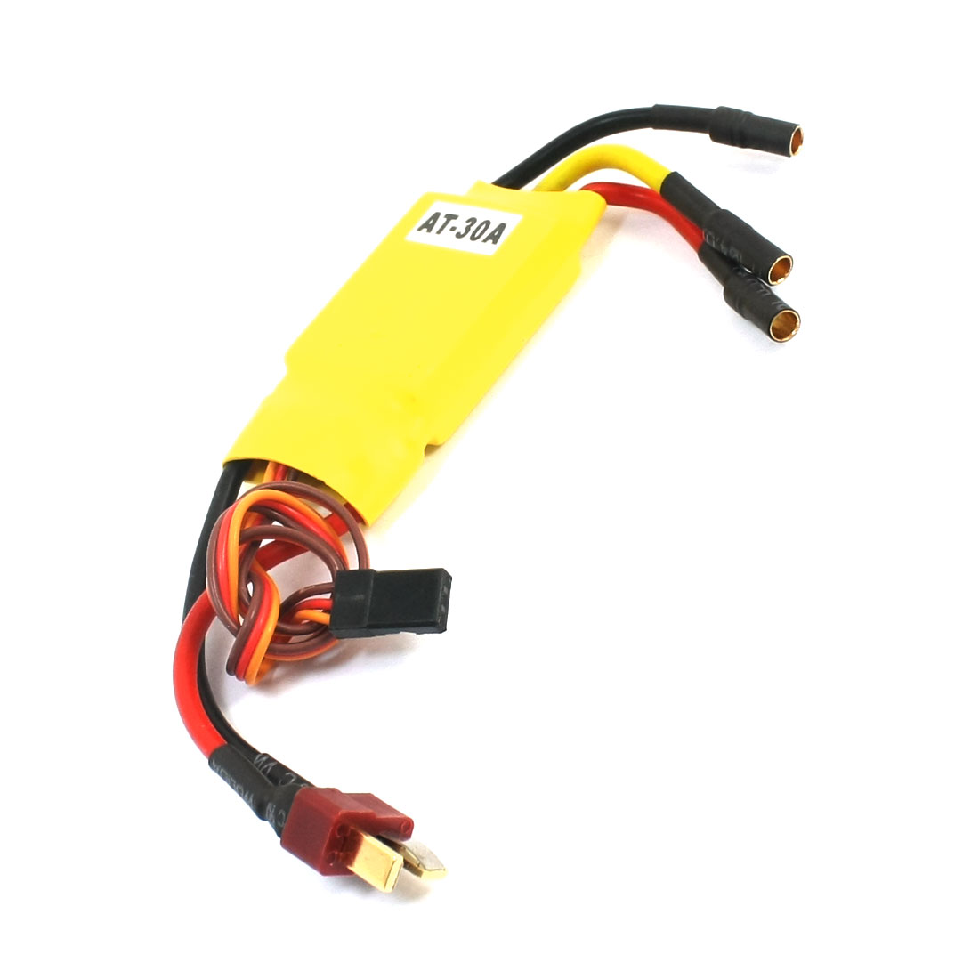 RC 30A 5V/2A BEC Brushless ESC Speed Controller Lipo Battery