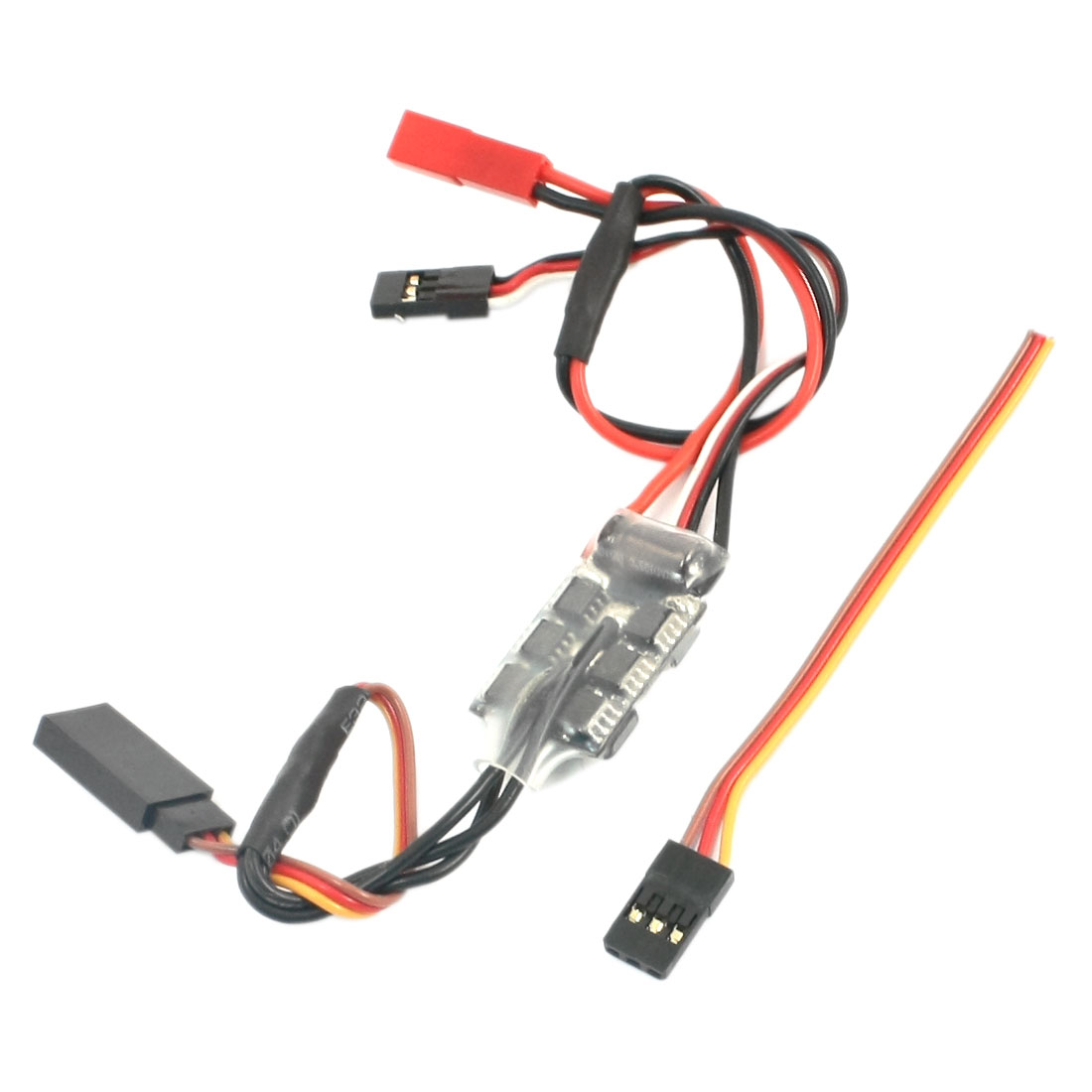 RC 10A BEC 1A Brushless ESC Speed Controller Lipo Battery