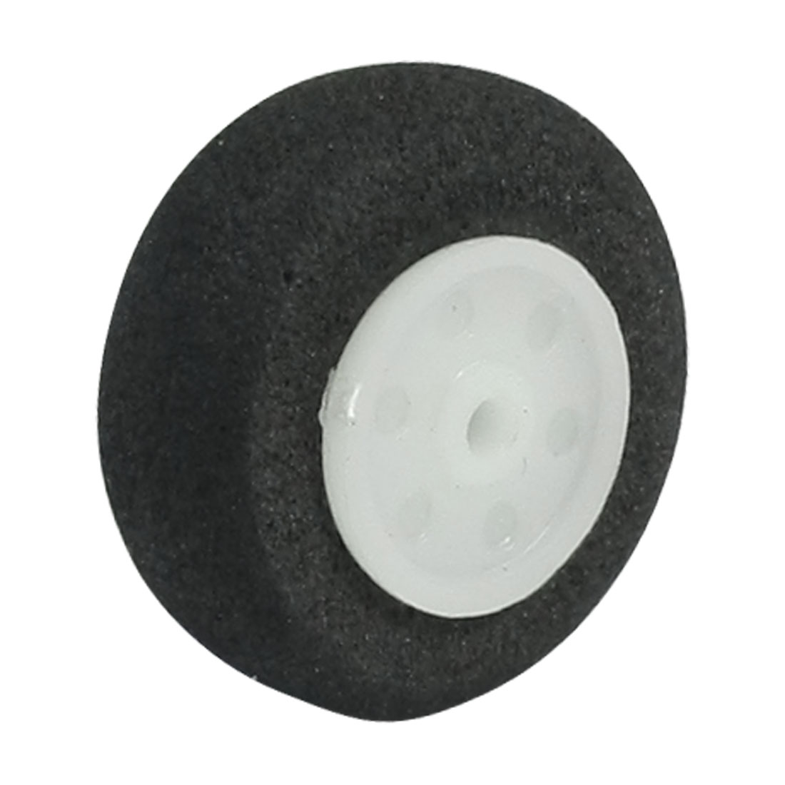 DIY RC Airplane Plastic Hub 20mm Diameter Foam Tire Wheel