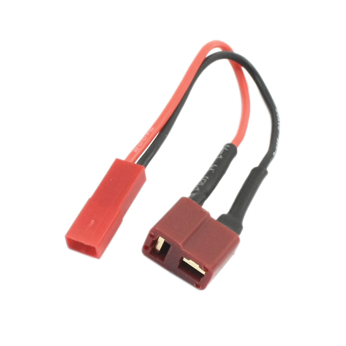 13cm Long 20AWG Black Red JST Female to T-Plug Female Connector Wire Cable for RC Helicopter ESC Lipo Li-po Battery