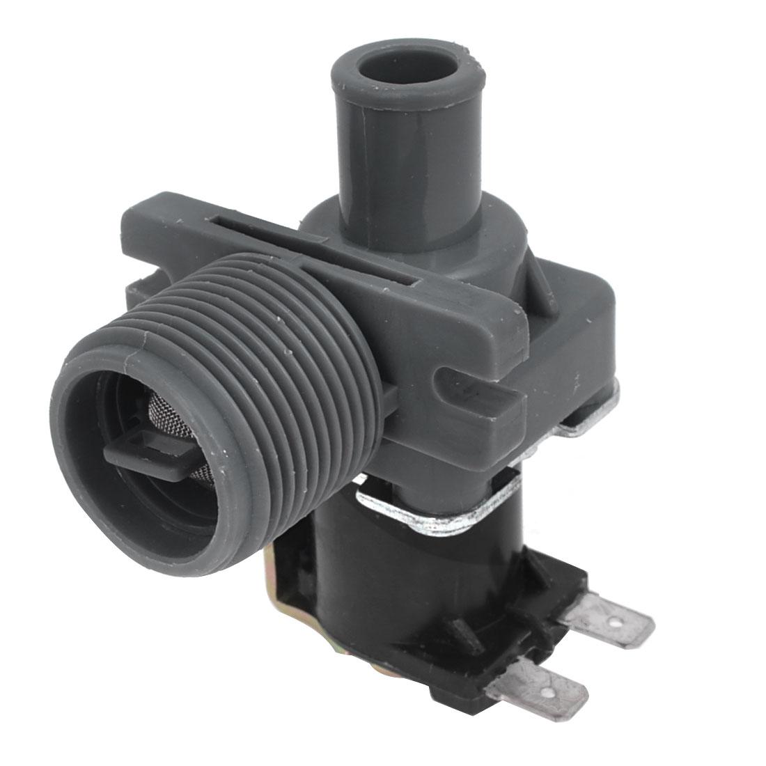 AC 220-240V 50/60Hz 2 Pole Water Inlet Solenoid Valve for Washing Machine