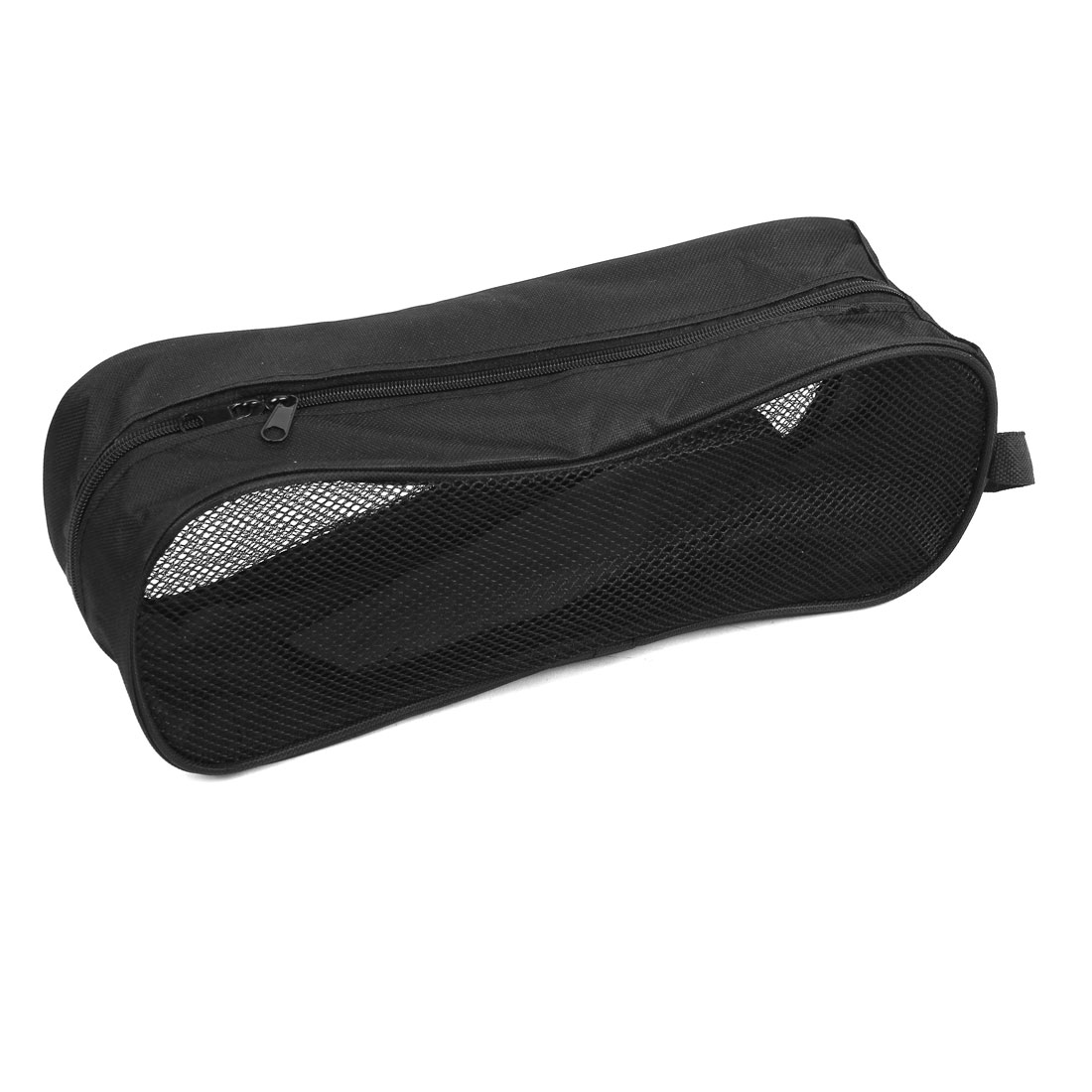Trip Travel Storage Shoes Bags Outdoor Sport Shoes Organizer Case Black