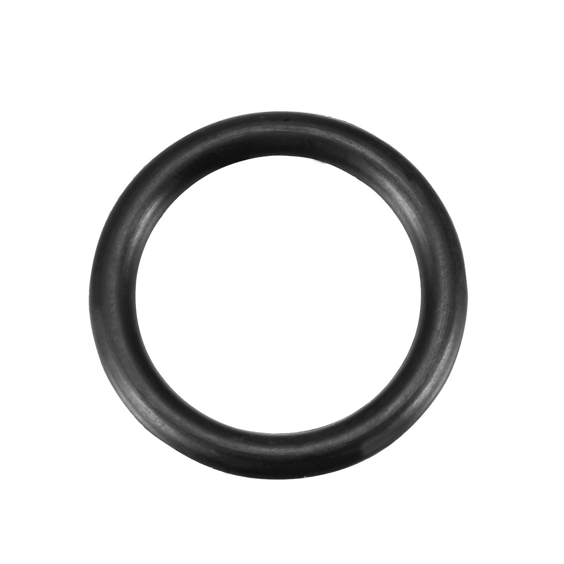 10pcs 25mm External Dia Black Rubber Oil Seal Sealing Gasket Washers O Ring