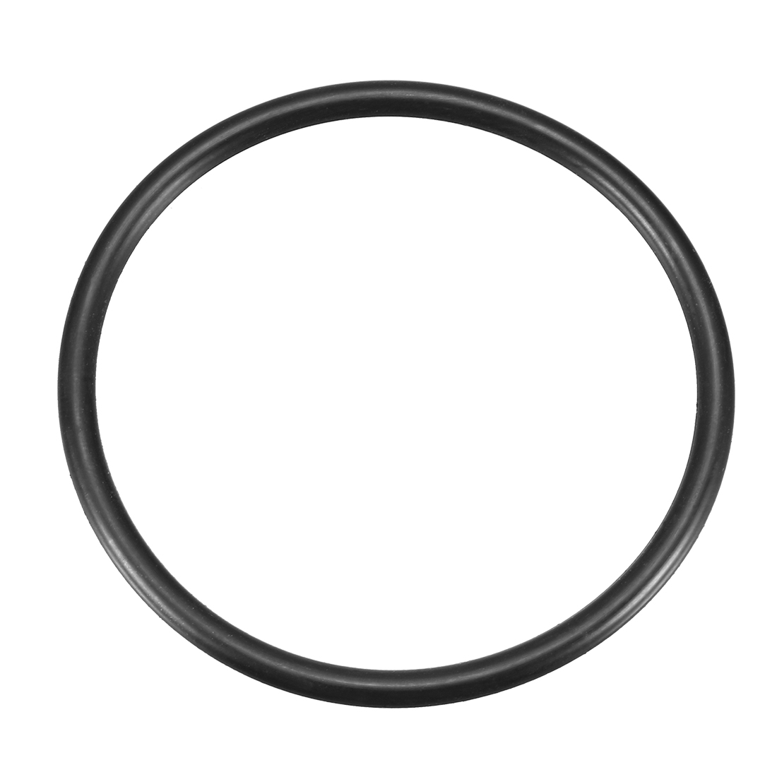 5 Pcs Black Rubber 70mm x 62mm x 4mm Oil Seal O Rings Gaskets Washers