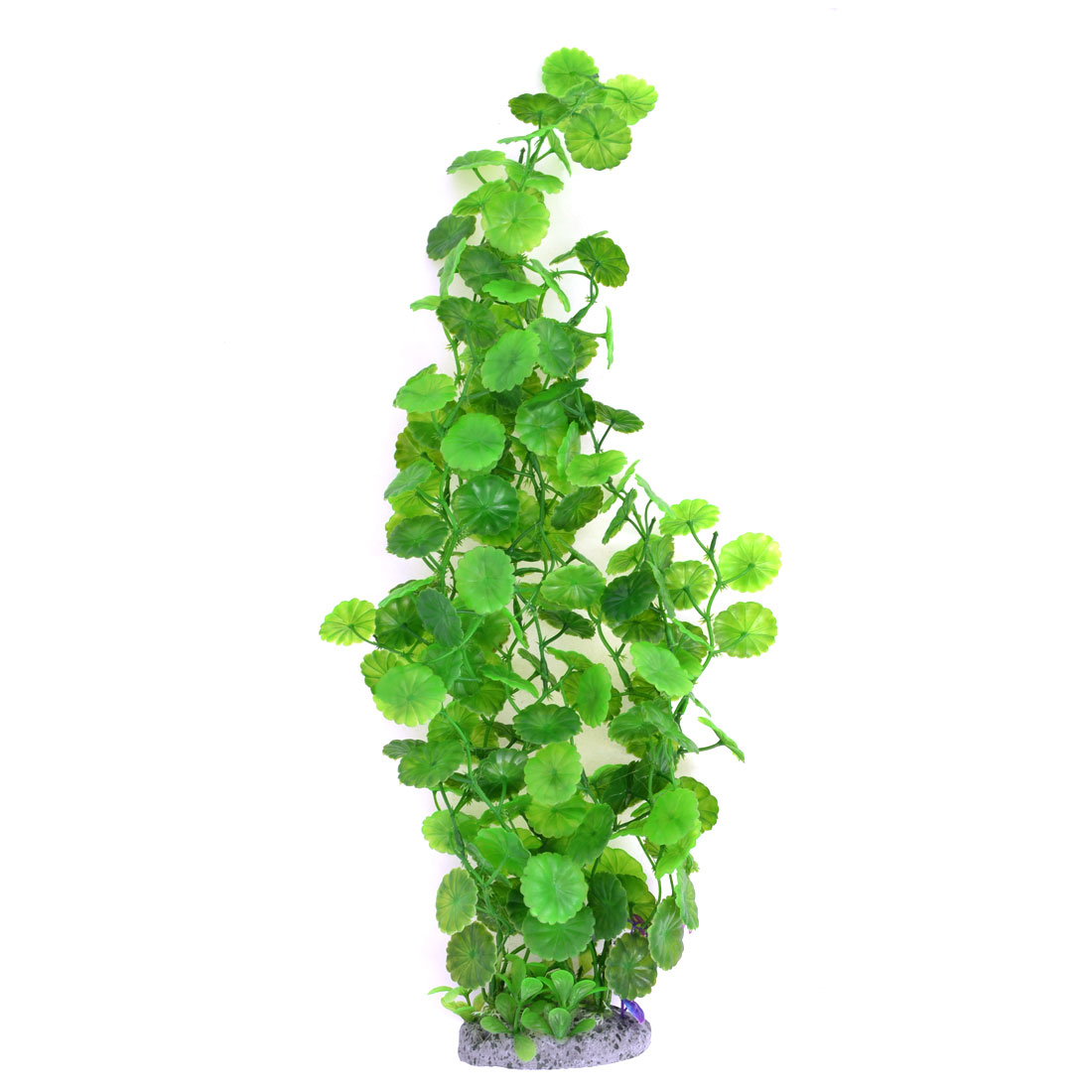 Fish Tank Green Artificial Simulation Plant Grass Ornament for Aquarium
