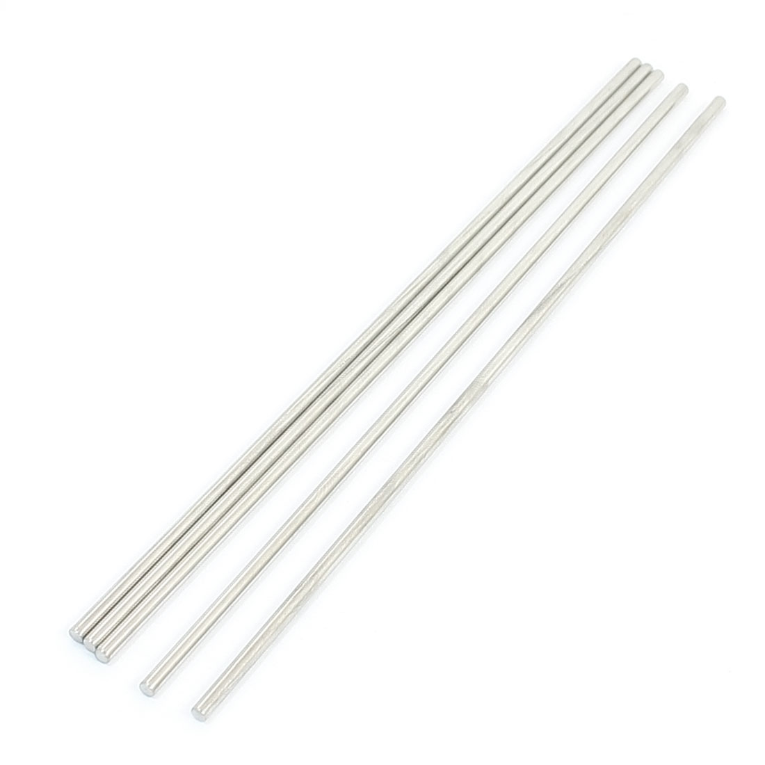 5PCS RC Airplane Car Toy Replacement Round Rods 150mm x 2mm