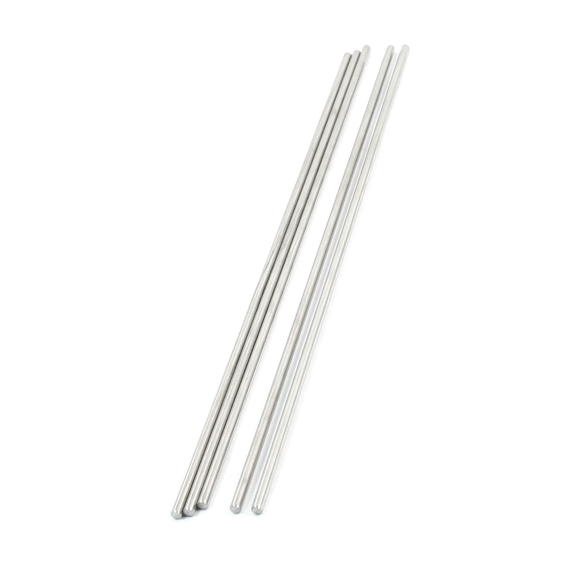 5PCS 170mm x 2.5mm Stainless Steel Round Rod Axle Bars for RC Toys