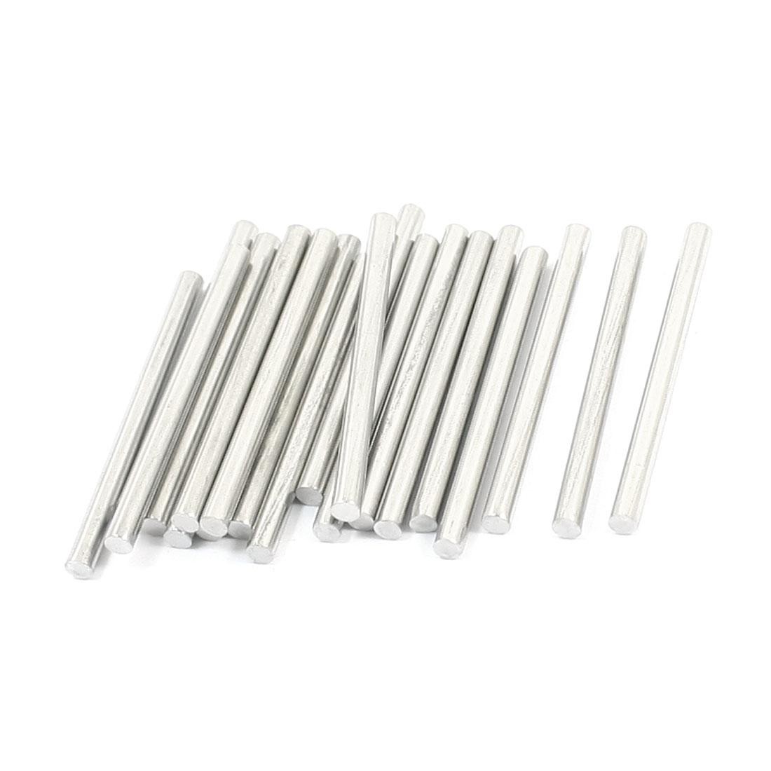 20PCS RC Helicopter Car Toy Repairing Parts Round Rod 35mm x 2.5mm